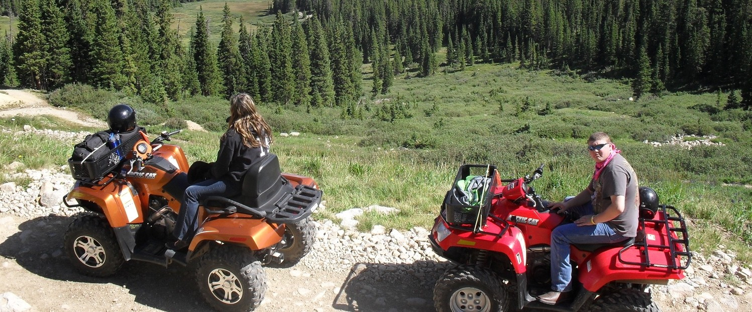 ATV Trails In Colorado image