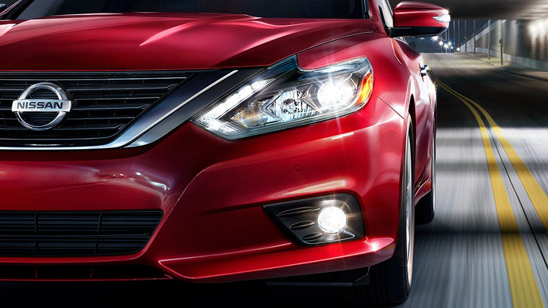 Nissan Altima 2016 photos