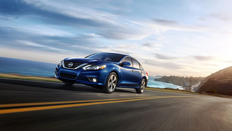 Nissan Altima 2016 pictures
