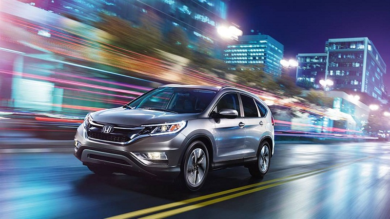 Honda CR-V 2016 fast photo