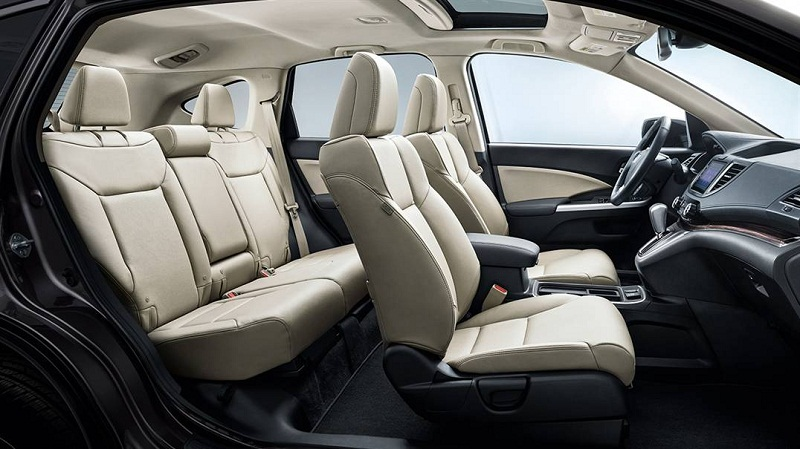 Honda CR-V 2016 amazing seats photo