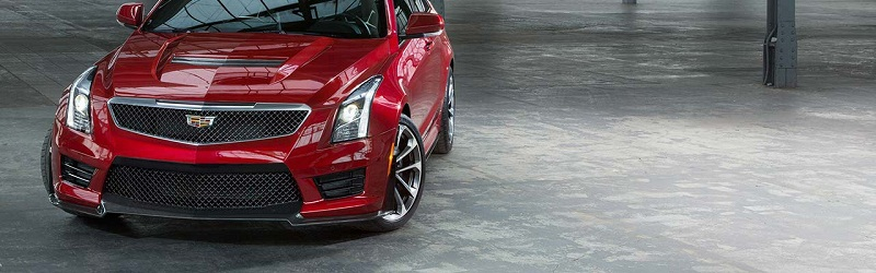 Cadillac ATS-V 2016 Exceptional On The Road