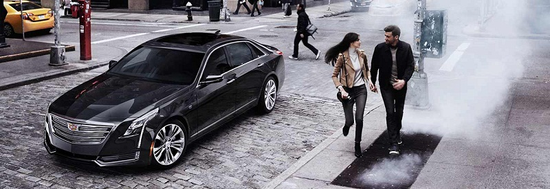 Cadillac CT6 2016 High-End Premium Sedan