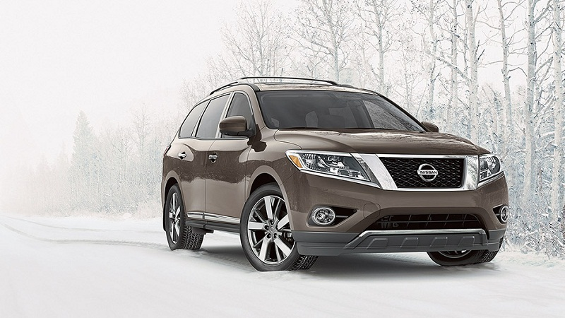 Nissan Pathfinder 2016 Inspired By Truck