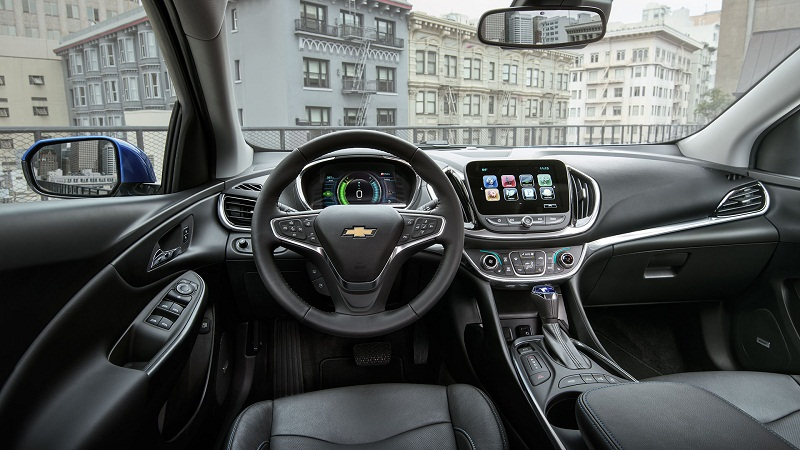 Chevrolet Volt 2016 Improvements On All Fronts