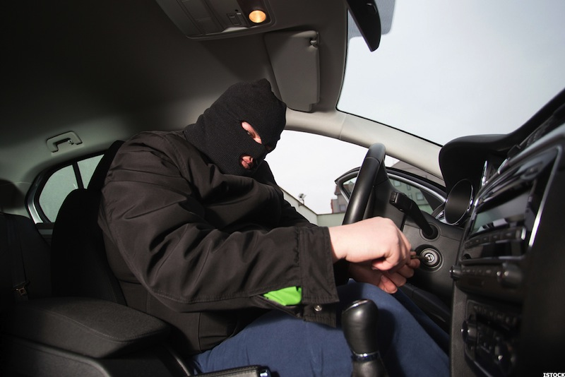 How To Protect Your Car And Property From Theft