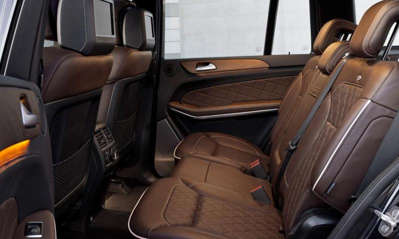 caring for leather interior images
