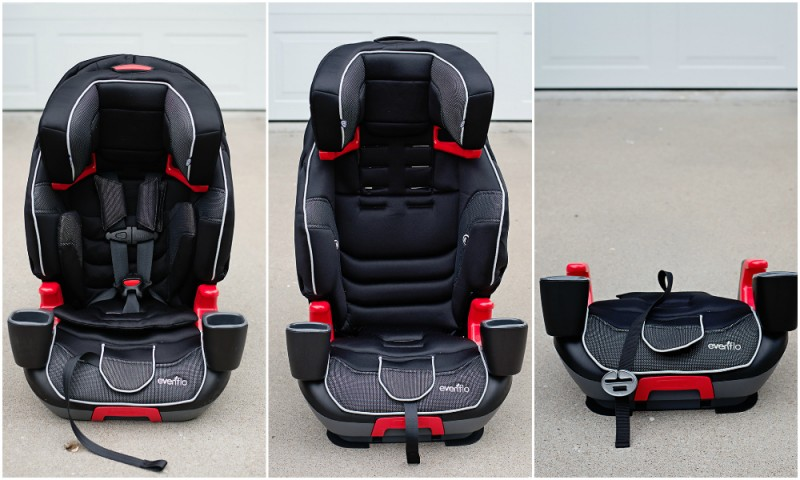 Choice of child car seats pictures